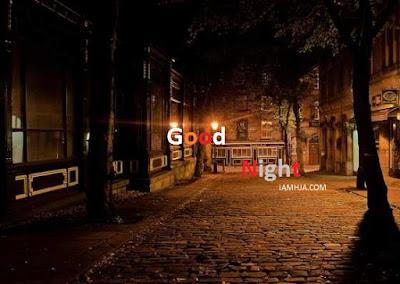 Good Night Images dark night