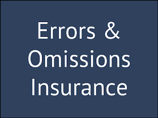 Why You Might Need an Errors and Omissions Insurance Policy