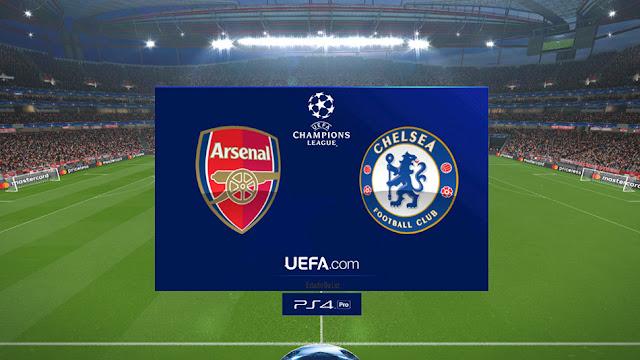 PES 2017 UEFA Champions League Mod 2018/2019 v2 0 AIO