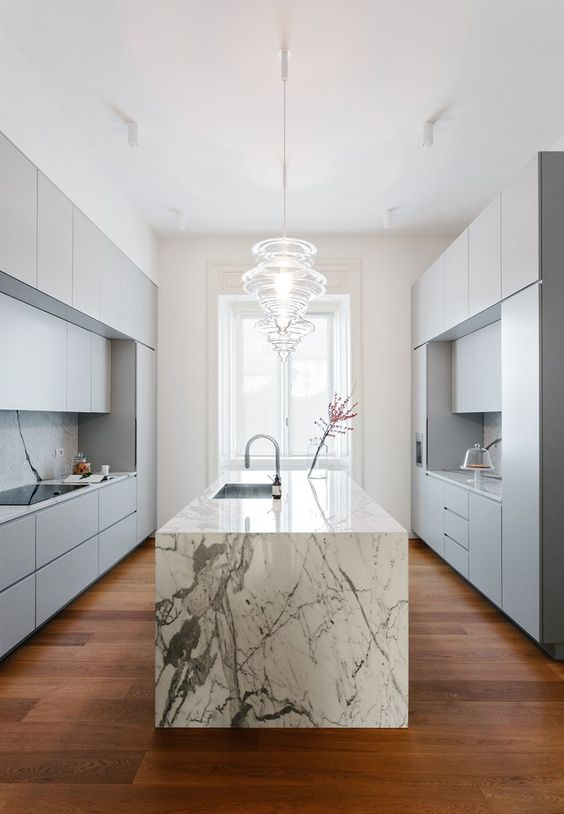 minimalist kitchen interior design