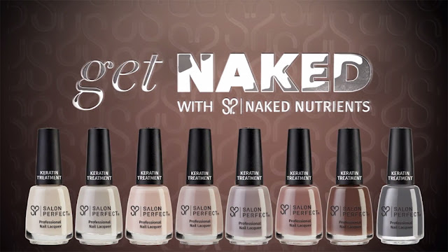 Salon Perfect | Naked Nutrients