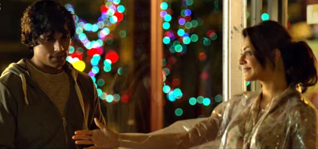 Randeep Hooda and Kajal Aggarwal from the movie Do Lafzon Ki Kahani.
