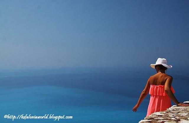 Myrtos Bay, Kefalonia
