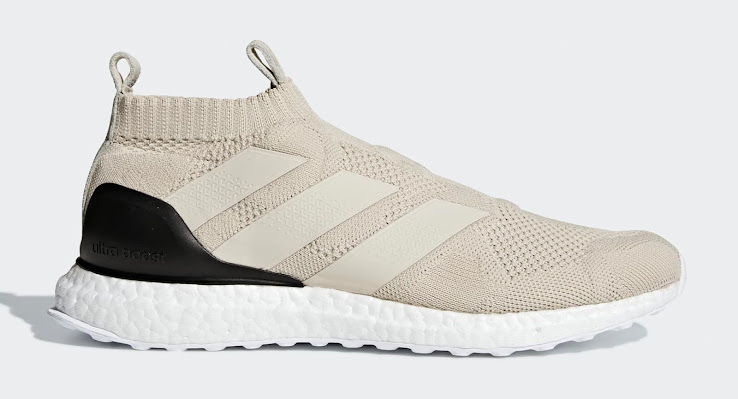 quality design da6d9 21a50 Beige Adidas A 16+ Ultra Boost Released - Footy Headlines