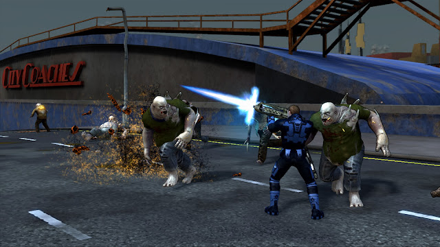 Crackdown 2 - Xbox 360 - Multi5 - Captura 3
