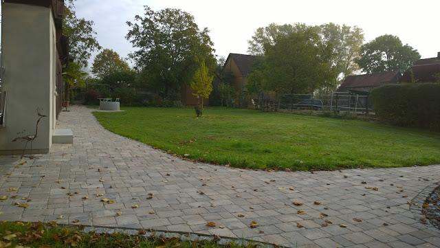 Herbst im Landgarten (c) by Joachim Wenk