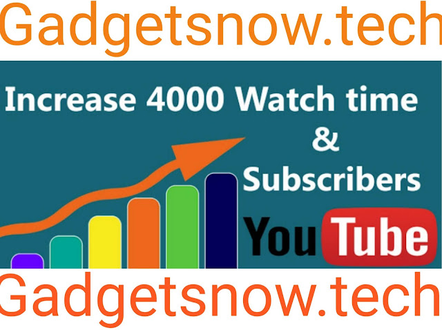 How to extend YouTube watch time and subscribed 1 hour best tips 2018 |YouTube Watch Time Aur Subscribe 1 ghante main  Kaise Badhaye