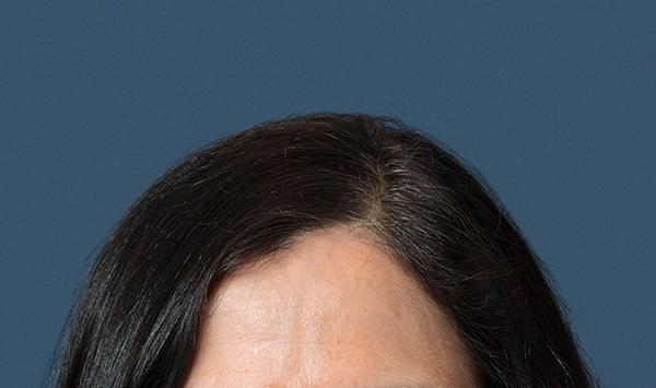 Как пригладить волосы в Фотошопе