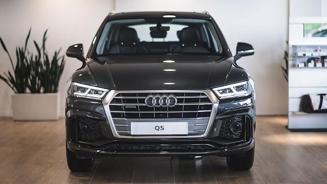 Audi отзывает более семи тысяч автомобилей