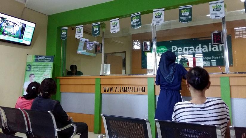 Kantor Pegadaian Makassar