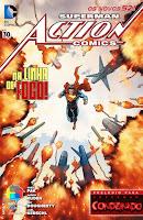 Os Novos 52! Action Comics #30