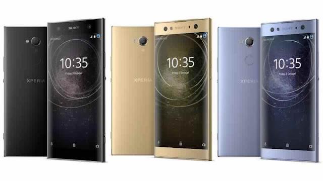 سعر ومواصفات الهاتف الجديد Sony Xperia XA2 Ultra بالصور