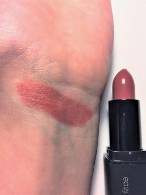 e.l.f. Mineral Lipstick Ripe Rose swatch
