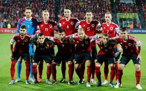 Skuad Resmi EURO 2016 Albania