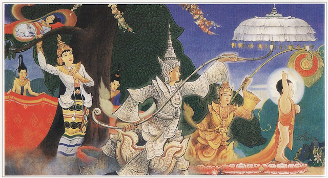 37. Tiểu kinh Ðoạn tận ái - Đạo Phật Nguyên Thủy - Kinh Trung Bộ