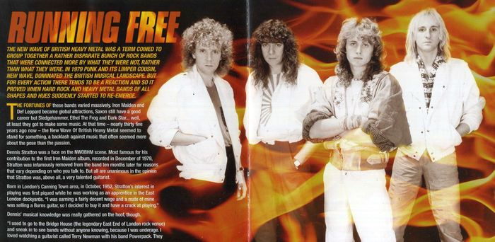 LIONHEART - Hot Tonight [Rock Candy remastered] booklet