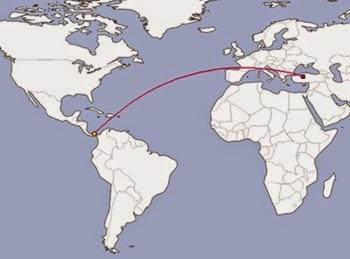 Panama Nerede.Panama Dünyanın Neresinde