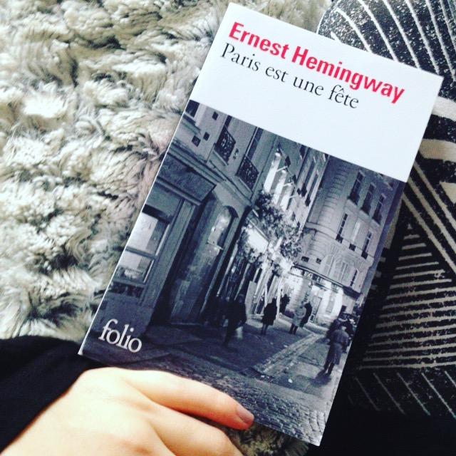 Chronique littéraire Paris est une fête par Mally's Books