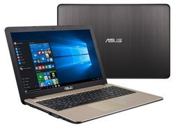 Asus X540YA Drivers windows 10 64bit