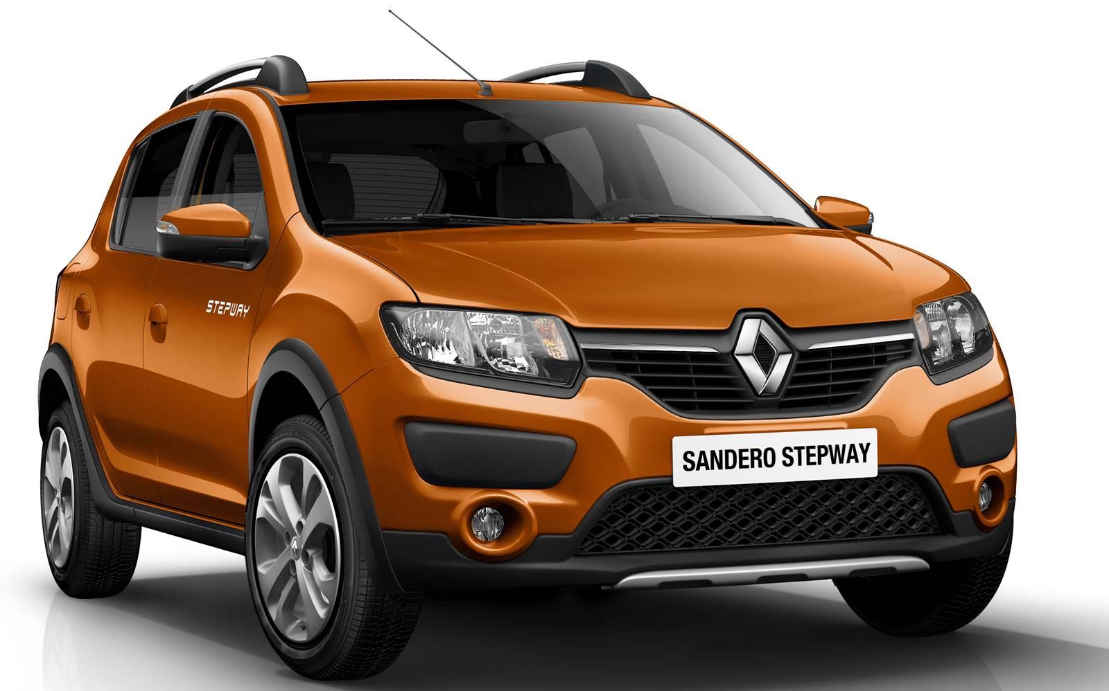 Renault Sandero Stepway 2015 http://www.cantinhojutavares.com