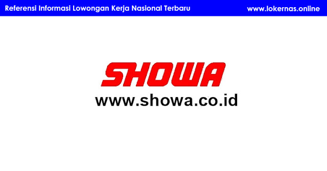 Kesempatan Kerja di PT Showa Indonesia Manufacturing (Lulusan SMA/SMK/Setara)
