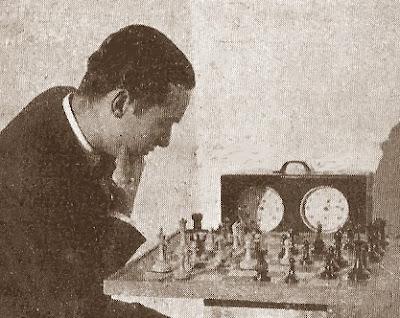 El ajedrecista Agustí Montserrat Castellà