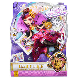 EAH Way Too Wonderland Lizzie Hearts Doll