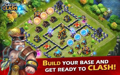 Castle Clash Era de Leyendas v1.2.86  Apk