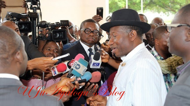 Jonathan: There are false reports out there, I'll soon give the true account of 2015 poll