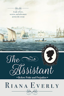 Book Cover: The Assistant by Riana Everly