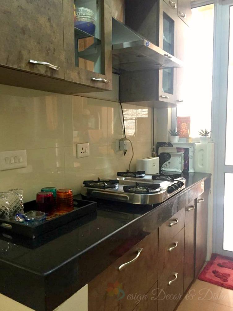 Design decor disha for Kitchen room indian style