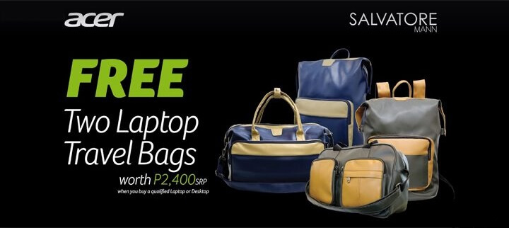 Acer Philippines Partners with Salvatore Mann for its Pre-Holiday Promo; Launches 'Alempoy' as Brand Ambassadors