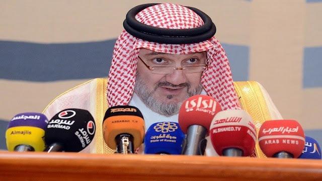 أسباب مثيرة للدهشة تدفع الأمير خالد بن طلال إلى الإستقالة من مناصبه