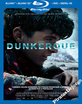 Dunkerque (2017) HD 1080p Latino