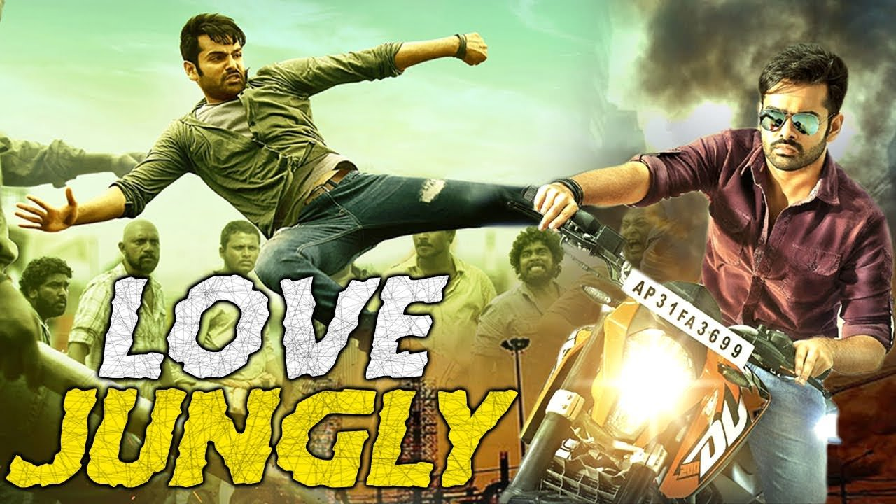 Love Jungly (2018) Hindi Dubbed WEBHD 720p