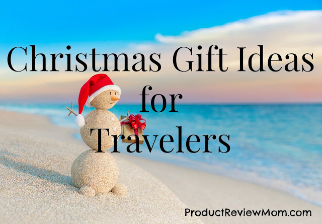 Christmas Gift Ideas for Travelers  via  www.productreviewmom.com