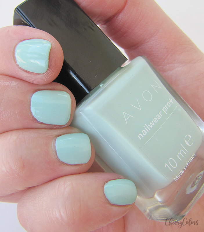 Minty By Avon Cherry Colors Cosmetics Heaven