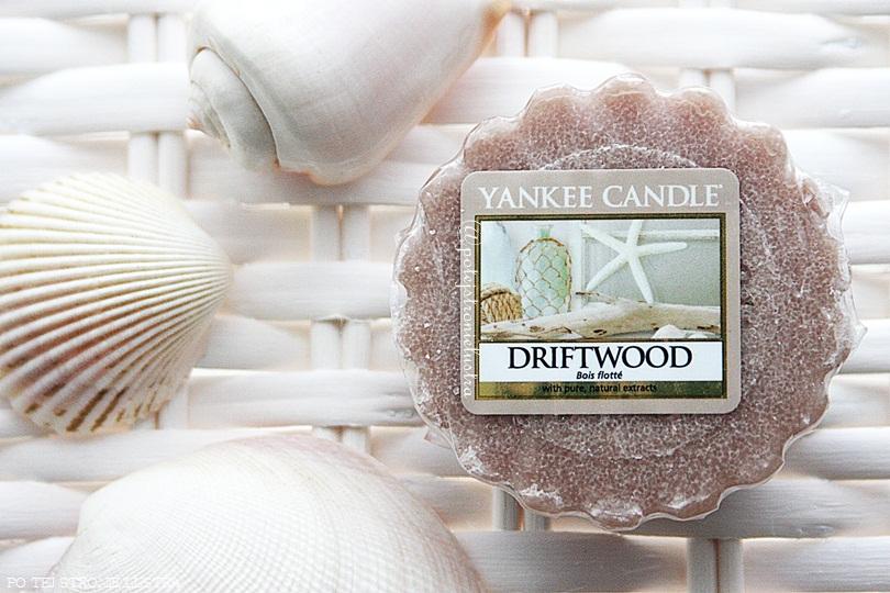 wosk zapachowy yankee candle driftwood