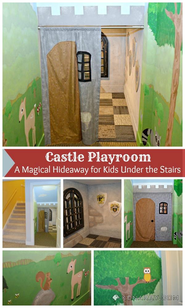 castleplaroommagicalhideaway Fun Home Decor Projects 43