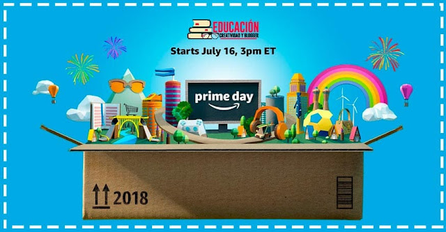 Amazon confirma la fecha del Prime Day 2018 julio 16