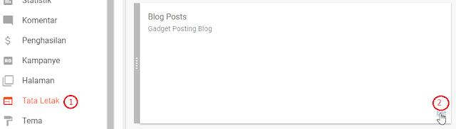 Menghapus Gambar Pensil di Blog