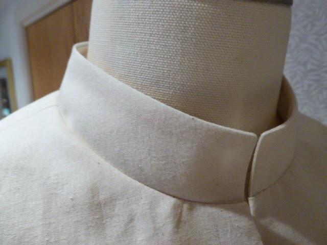 Rhonda S Creative Life Drafting The Mandarin Collar