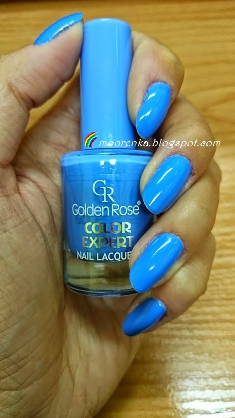 Golden Rose Color Expert 47 pastelowy chabrowy ♥