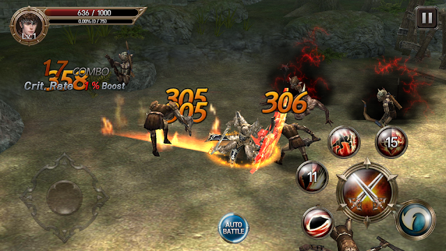 Download Game EvilBane: Rise of Ravens APK Terbaru