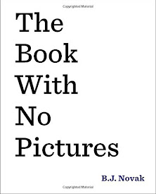 The Book with No Pictures - Children's Book