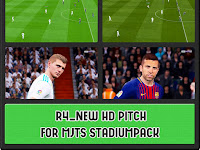 PES 2017 R4_New HD Pitch