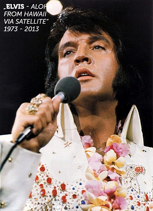 Elvis Day By Day Review Aloha From Hawaii By Satellite