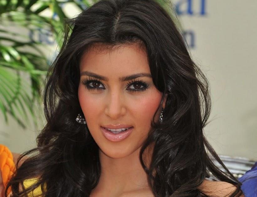 free pictures of kim kardashian