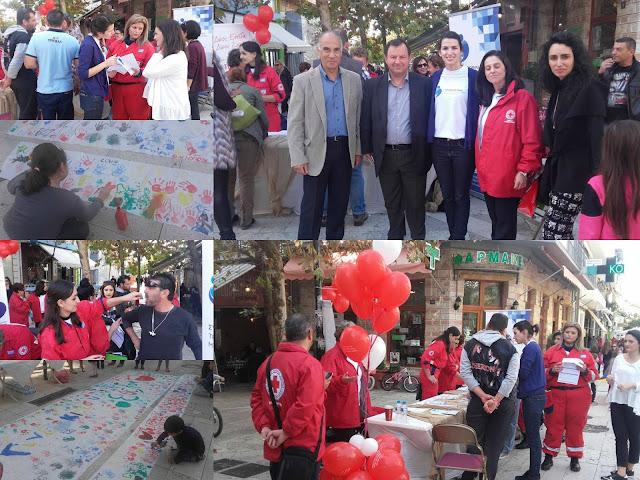 Ηγουμενίτσα: Με επιτυχία η εκδήλωση για τη σημασία της εθελοντικής προσφοράς μυελού των οστών (+ΦΩΤΟ)