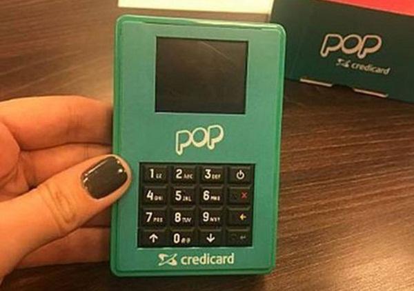 Pop Credicard é a nova maquinha do Itaú para concorrer com o PagSeguro (Imagem: Reprodução/Internet)
